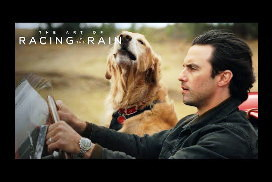"""Movie Night: Friday, November 29th – """"The Art of Racing in the Rain"""""""