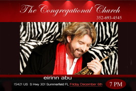 Eirinn Abu Concert Friday December 6th